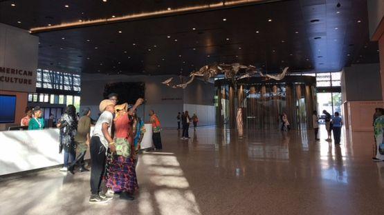 Museu virou um dos mais concorridos da capital americana e está com os ingressos esgotados até março