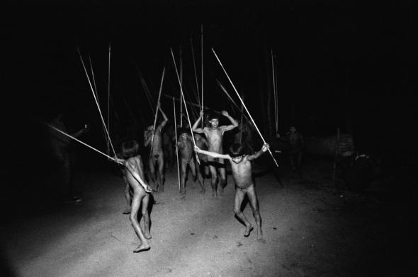 Gozo, da série Reahu 1974-76 prova atual, gelatina e prata 60 x 90 cm