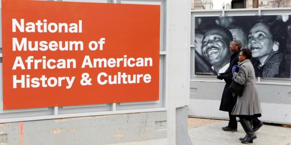 O muito recente National Museum of African American History and Culture está esgotado para os próximos meses.