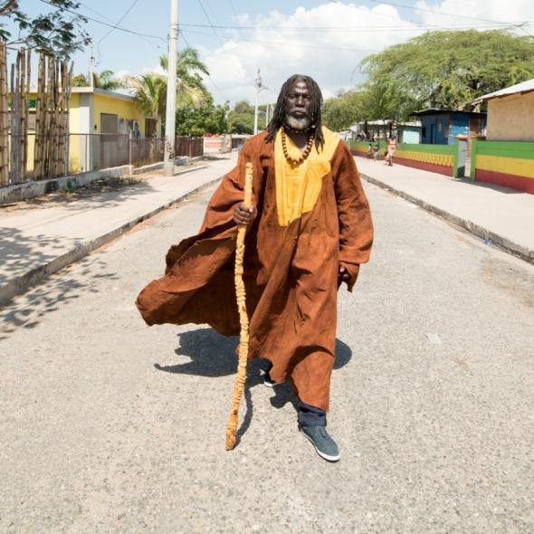 Tiken Jah Fakoly, fotografia de Youri Lenquette