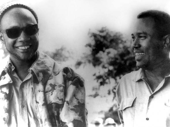 Amílcar Cabral e Luiz Cabral