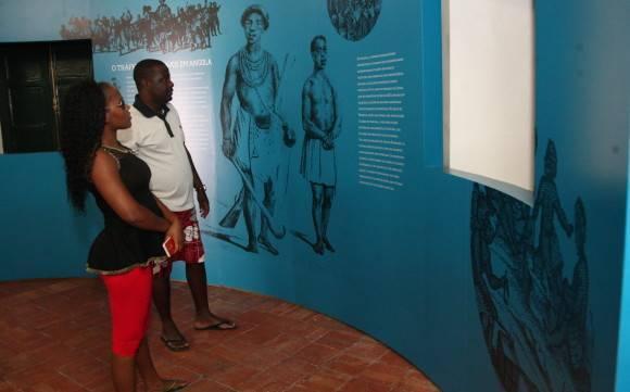 museu da escraavatura em luanda