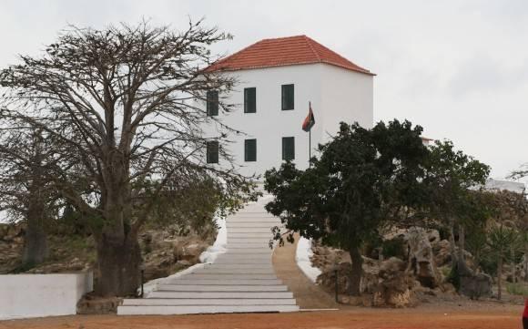 Museu da Escravatura, Luanda
