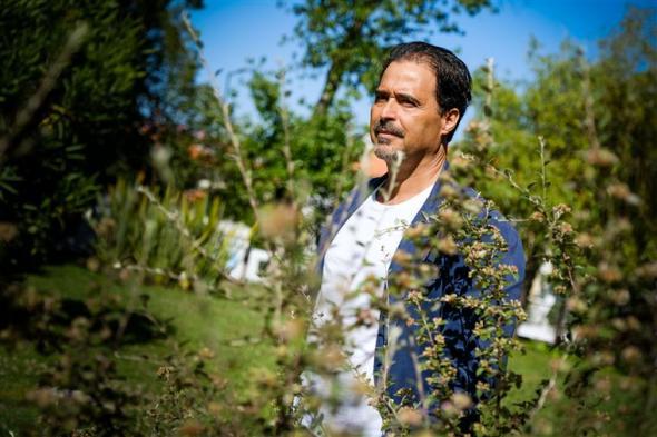 José Eduardo Agualusa, foto de Diana Tinoco