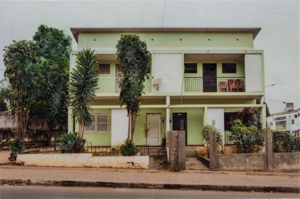 Mónica de Miranda, Angolan House, 2017. Copyright the artist, Courtesy Tyburn Gallery