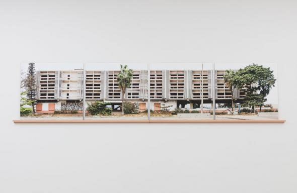 Mónica de Miranda, Hotel Panorama, 2017. Copyright the artist, courtesy Tyburn Gallery