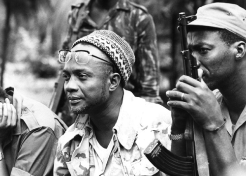 Amílcar Cabral, ideólogo das independências