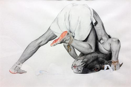 Minotauro, Sidney Amaral