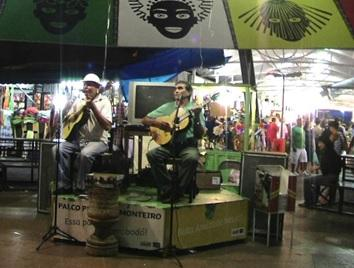 Frame de 'Repentistas na feira de São Cristóvão' (2012), de Nukajames.