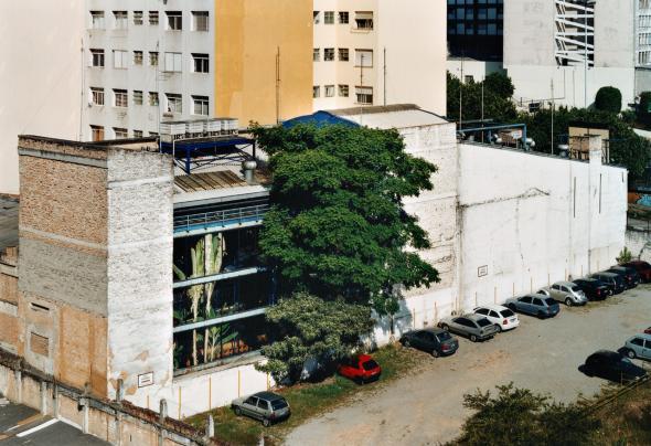 Teatro Oficina / Lina Bo Bardi e Edson Elito. foto de Nelson Kon