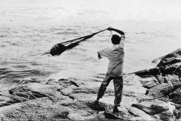 Semeando Sereias, Tinga, 1987