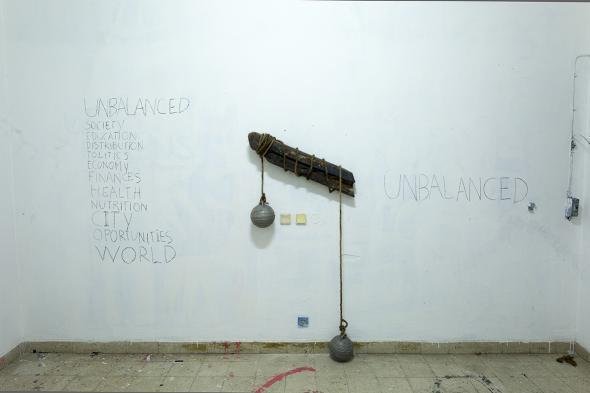'Unbalanced' – António Ole
