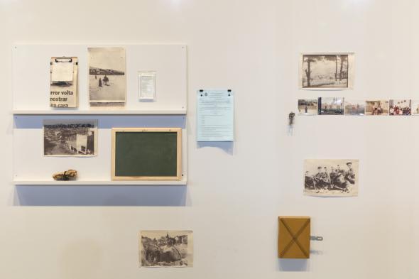 Isan Ahmad Issan, Hasan Zarif e Ícaro Lira, Museu do Estrangeiro 20º festival arte contemporânea SESC Videobrasil