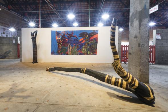 Museu do Estrangeiro 20º festival arte contemporânea SESC Videobrasil