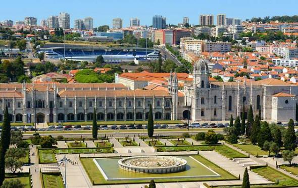 o complexo de Belém