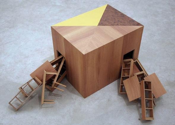 Casa (da série Open House) | 2006 | José Bechara