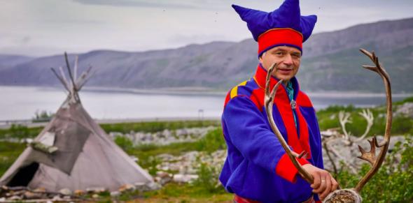 Sami, Noruega