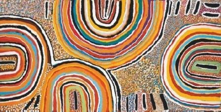 arte aborígena contemporánea