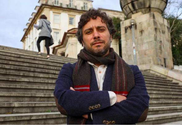 Miguel Cardina por Lucilia Monteiro
