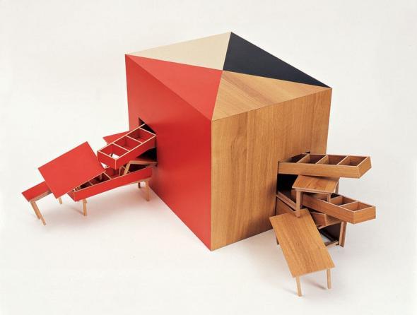 Fantástica (da série Open House) | 2006 | José Bechara (cortesia do artista)