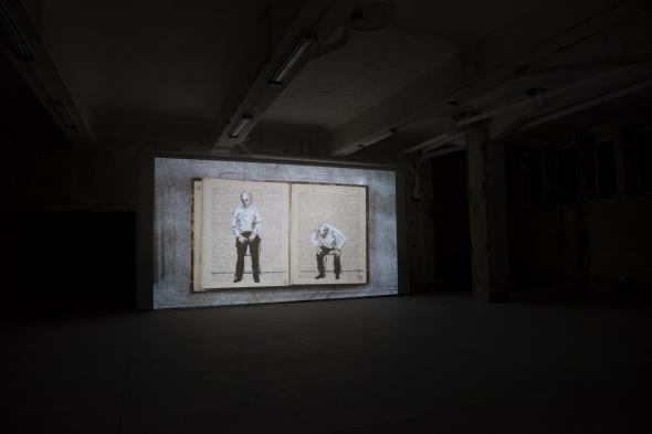 Tango for Page Turning, 2012-2013, de William Kentridge