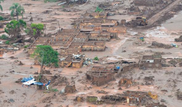 Disaster of Mariana (2015)