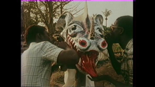 Un carnaval en Bissau (1980), Sarah Maldoror