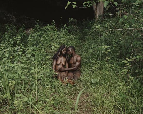 The Garden, Gemena, DR Congo, de Deana Lawson, 2015.