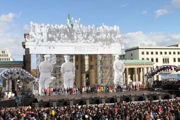 Marta Górnicka Gorki Theater - Brandenburg Gate