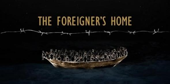The Foreigner's Home explores novelist Toni Morrison's artistic and intellectual vision through her 2006 exhibition at the Louvre.