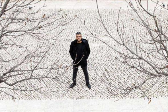Edson Chagas, fotografia de Ana Brígida