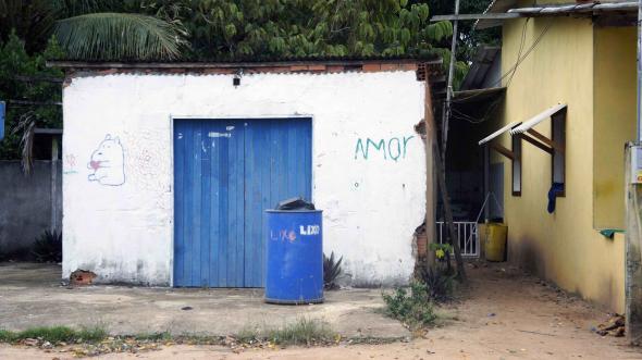 Comunidade de Areal na foz do Rio Doce, Espírito Santo
