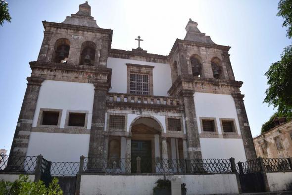 Igreja de Santa Maria da Graça, Sé de Setúbal.