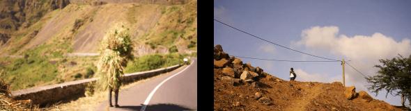 'Kau Berdi'-'Carbono' and 'Ex Explorador Expropriador' in 'Carbono' triptych 2019