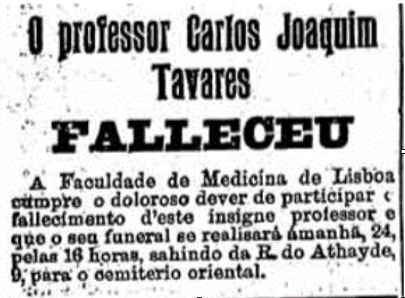 A Capital, 23 de Fevereiro de 1914