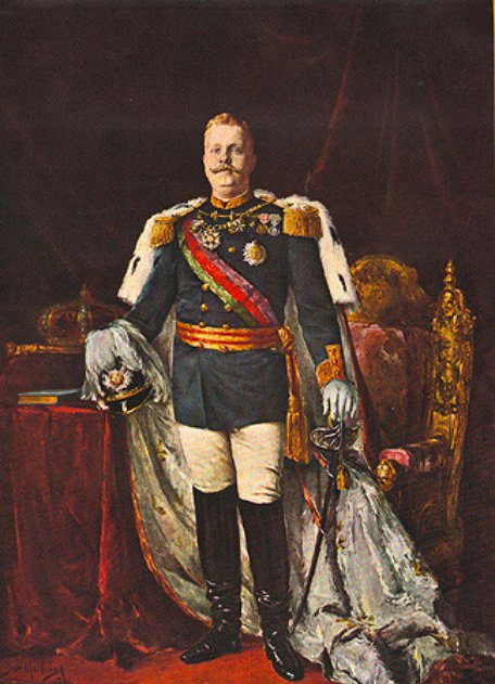 O Rei Dom Carlos