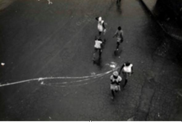 Fig 10 Robert Kramer, Benguela, 1976, fotografia.