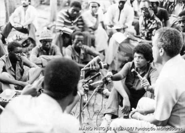 Sarah Maldoror/ Angola, o nascimento de uma nação. Vol. II