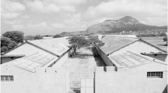 Antigo Campo de Concentração do Tarrafal, o