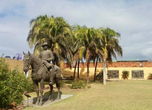Maputo Fortress, Maputo (photo Roberto Conduru)