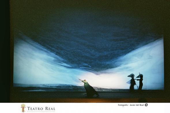 Javier del Real (Teatro Real) Ópera Corvo Branco ·