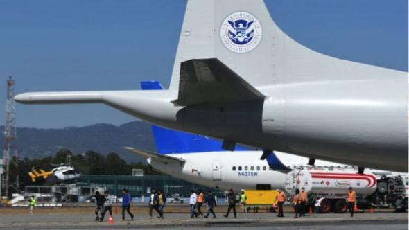 Guatemala, El Salvador e Honduras, são os países para onde estão a ser expulsados mais migrantes desde o início da pandemia (AFP)