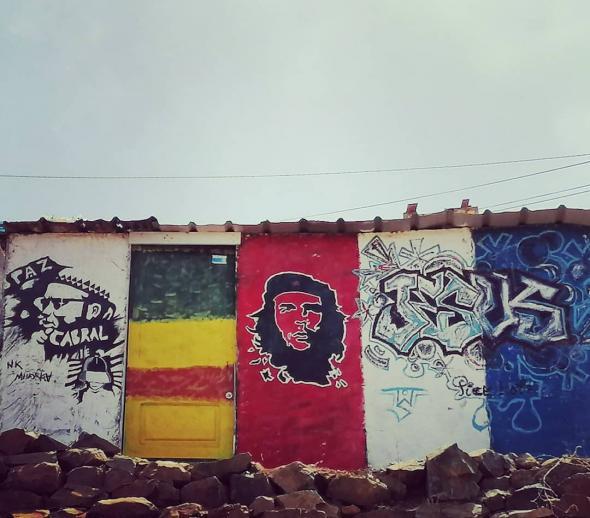 Alto da Bomba, Mindelo