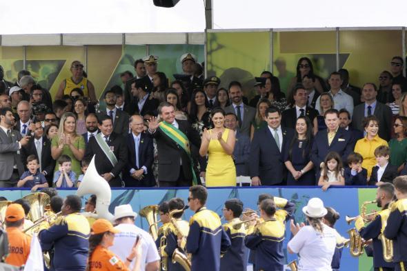 Foto de Senado Federal - fotógrafo Roque de Sá