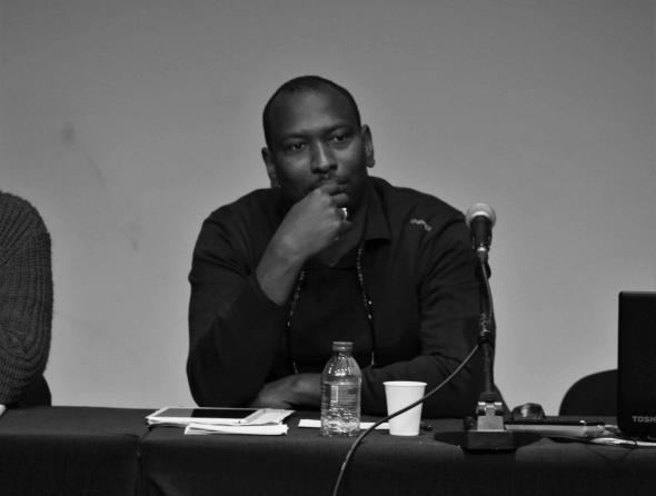 Mamadou Ba, fotografia de Ana Cruz
