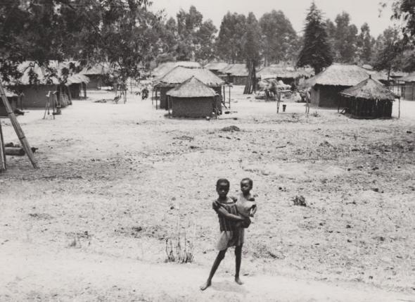 Cazombo - Junho 73, Miúdos no Cazombo