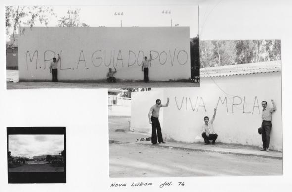 Nova Lisboa - Jul 74