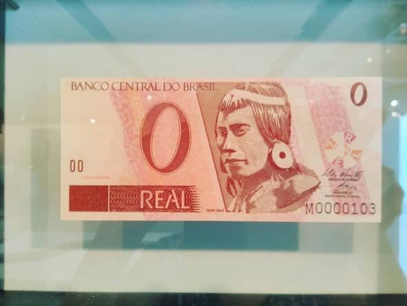 Zero Real, 2014 Cildo Meireles