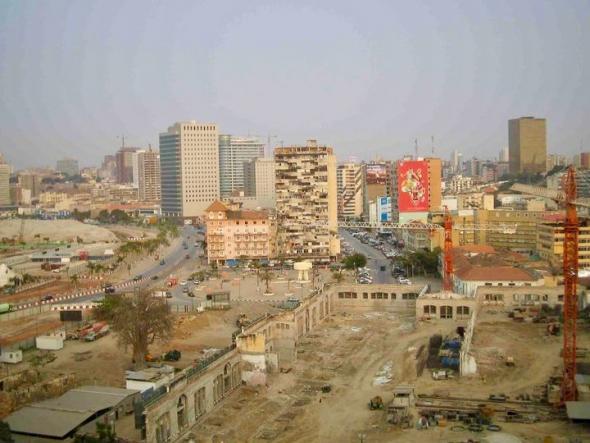 Luanda, foto de Marta Lança
