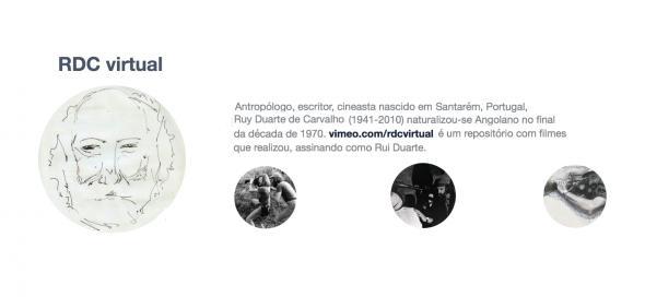 Fig20 Apresentação de Ruy Duarte de Carvalho para o repositório de filmes RDC Virtual